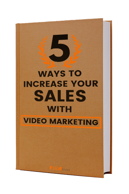 E-book - 5 Ways To Increase Your Sales With Video Marketing